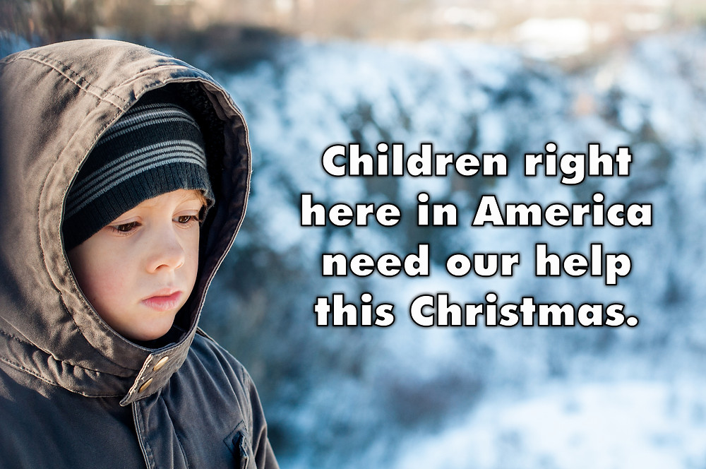 Children Need Our Help
