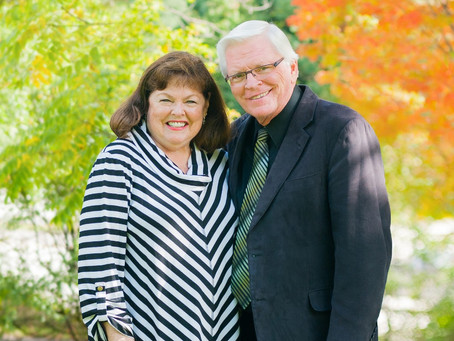 History Highlight: Co-Founders Larry & Cheri Carlson Celebrate 50 Years of Ministry & Marria
