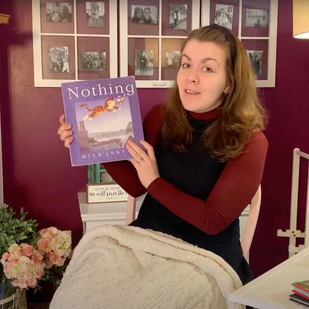 Katherine's Book Nook