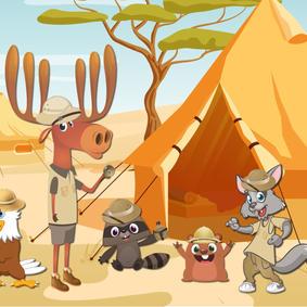 Harvey's Safari Adventure