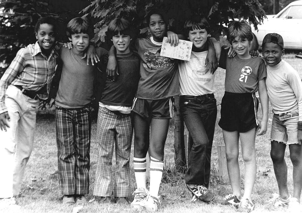 Children at Youth Haven in the Early Years