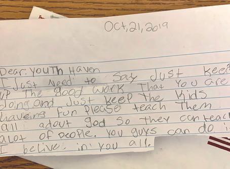 Help a Deserving Child Find Hope!