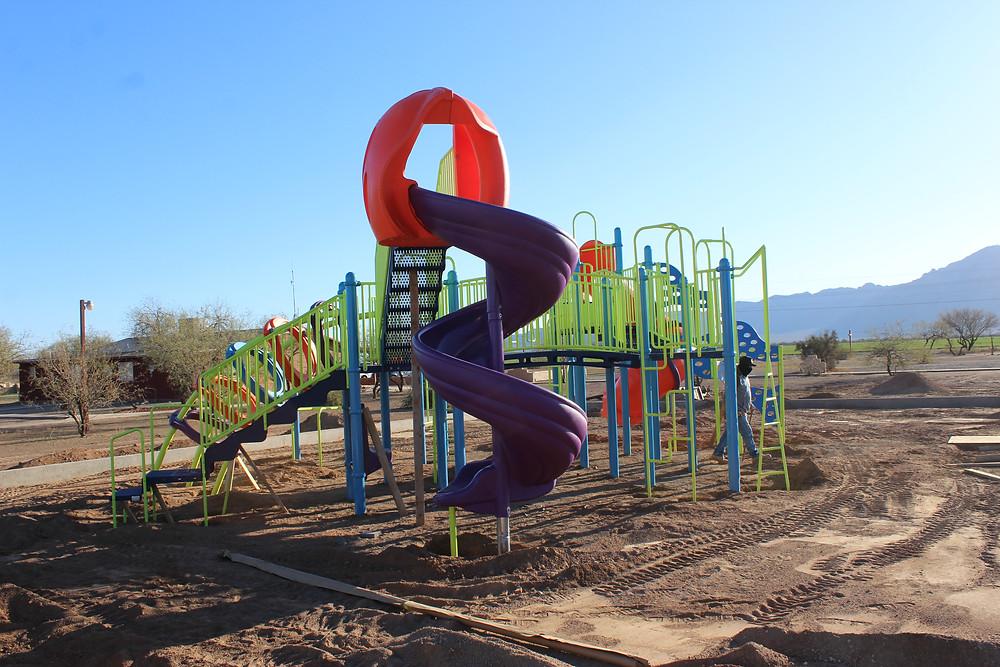 Arizona Playground View 2