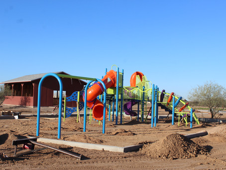 New Arizona Playground Facility