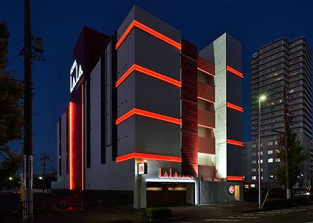 HOTEL LALA kitashiga(ホテル ララ 北志賀店):リンク画像