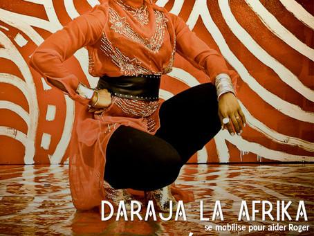 2014 - Atelier de danse et de chants africains