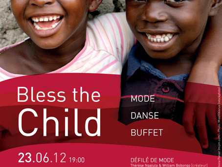 2012 - Bless the Child