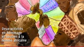 2013 - Hommage à la femme africaine (Café littéraire et Zumbathon)