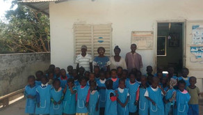 Soutien à TENDIÈME CASAMANCE, Aménagement de sanitaires de l'école (2019&2021)