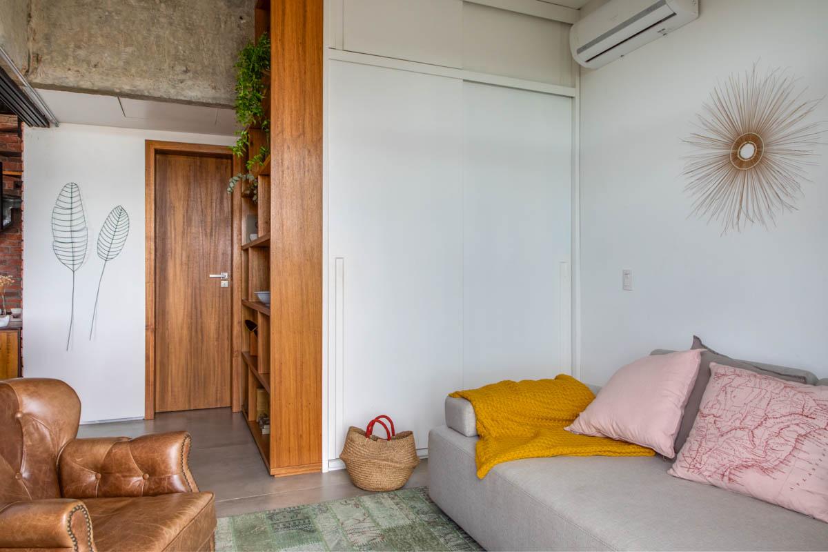 Projeto Residencial - Cobertura