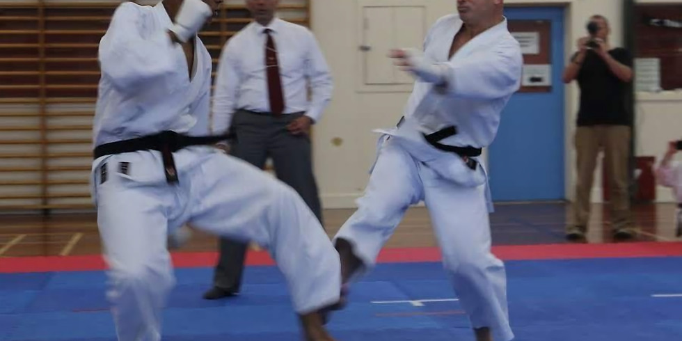 NZ Cup Championships & NZ Secondary Schools Karate Championships