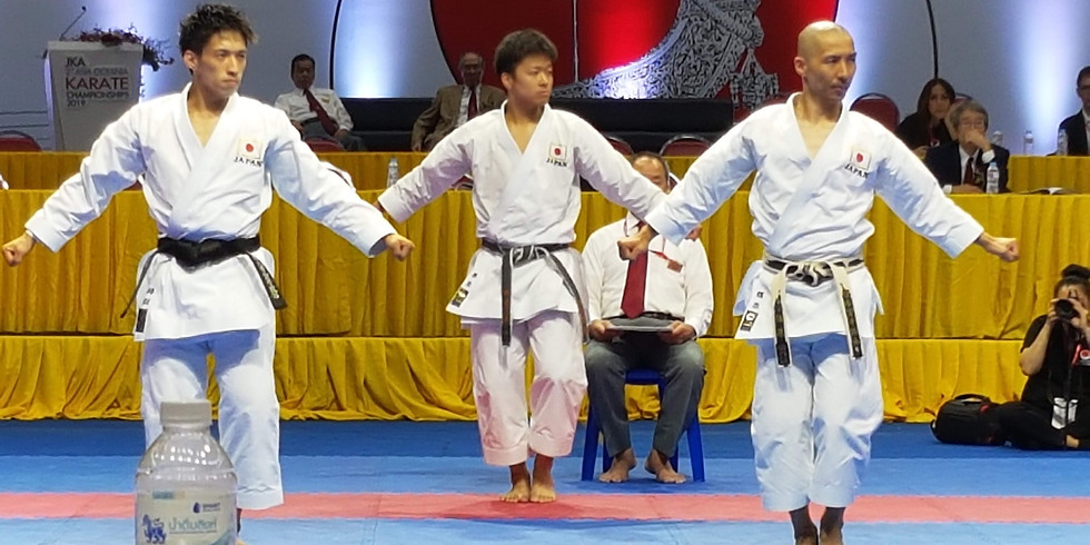 JKA North Island National Karate Championships