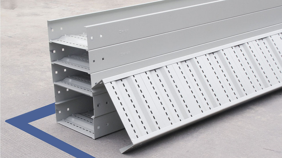 DSR Trunking System : Cable Tray