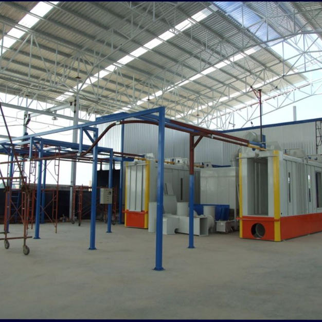 New Factory | 2009