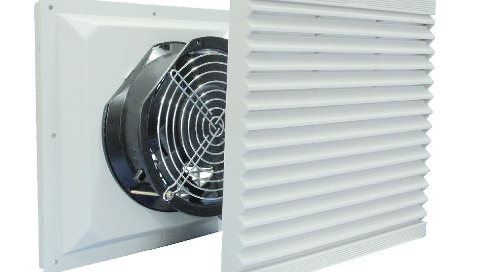 DF-255 Fan Ventilation