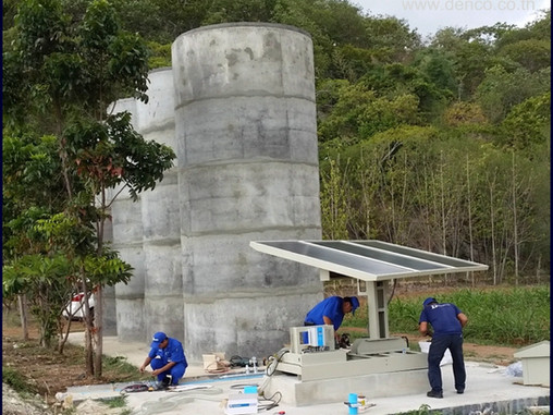 Things to Know About Solar Pump | บทความระบบการจัดการน้ำสำหรับการเกษตรกรรม และ ประชาชน