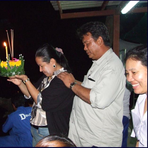 Loy Krathong Day | 2009
