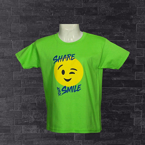 Playera Smile-Day