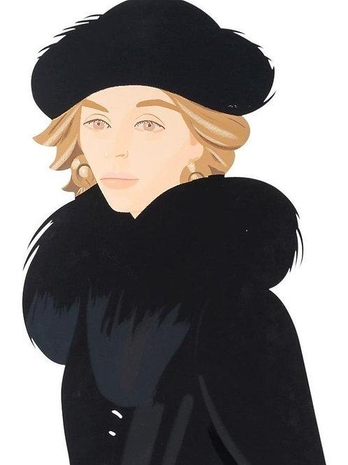 Alex Katz 'Anne'