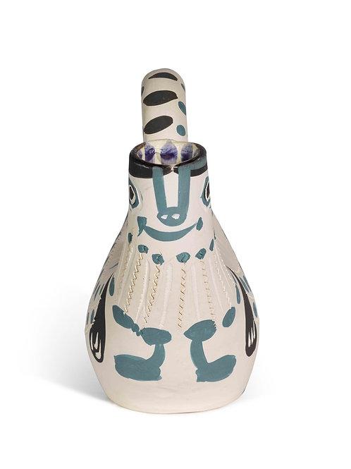Pablo Picasso Ceramic Pitcher - Pichet espagnol, Ramié 244