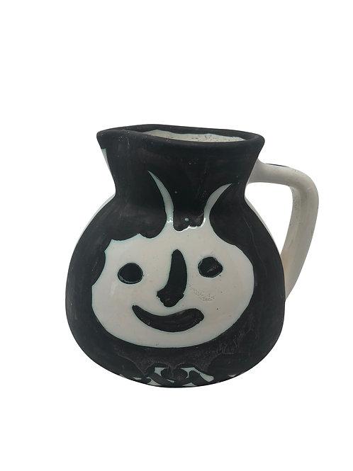 Pablo Picasso Ceramic Vase - Tetes, Ramié 367