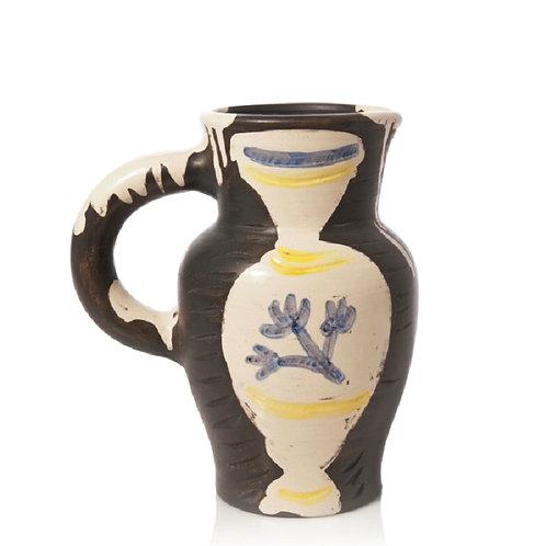 Pablo Picasso Ceramic Vase - Pichet au vase, Ramié 226