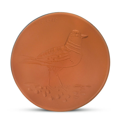 Pablo Picasso Madoura Ceramic Bowl, 'Oiseau' Ramié 261