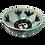 Thumbnail: Pablo Picasso Ceramic Bowl - Visage, Ramié 290