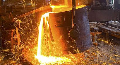 Molten Steel- Plant Services