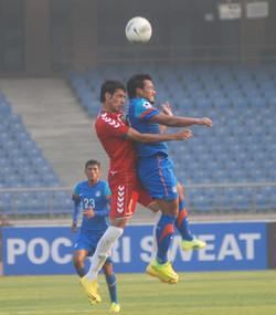 Football Tournament, Delhi
