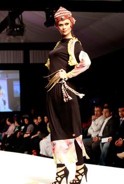 Fashion show in Dubai