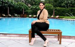 Saniya Mirza Sports event