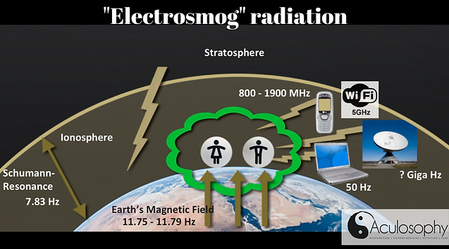 electrosmog radiation