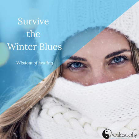 How to survive the winter blues & SAD?