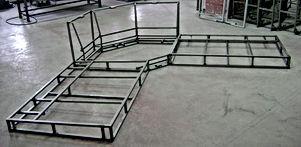 Örnek Metal İskelet İmalatı Firması