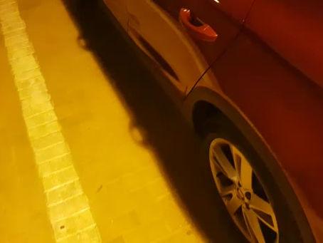 הנעת רכב מכפתור ללא סוללה בשלט