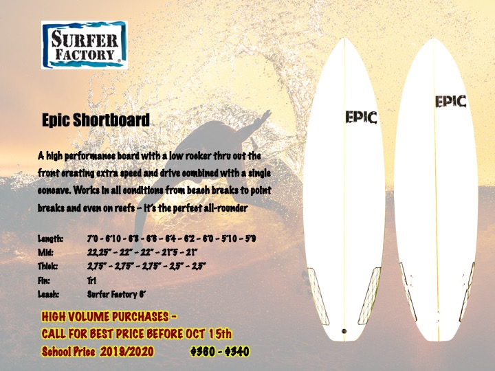 Surfboard Surfschool
