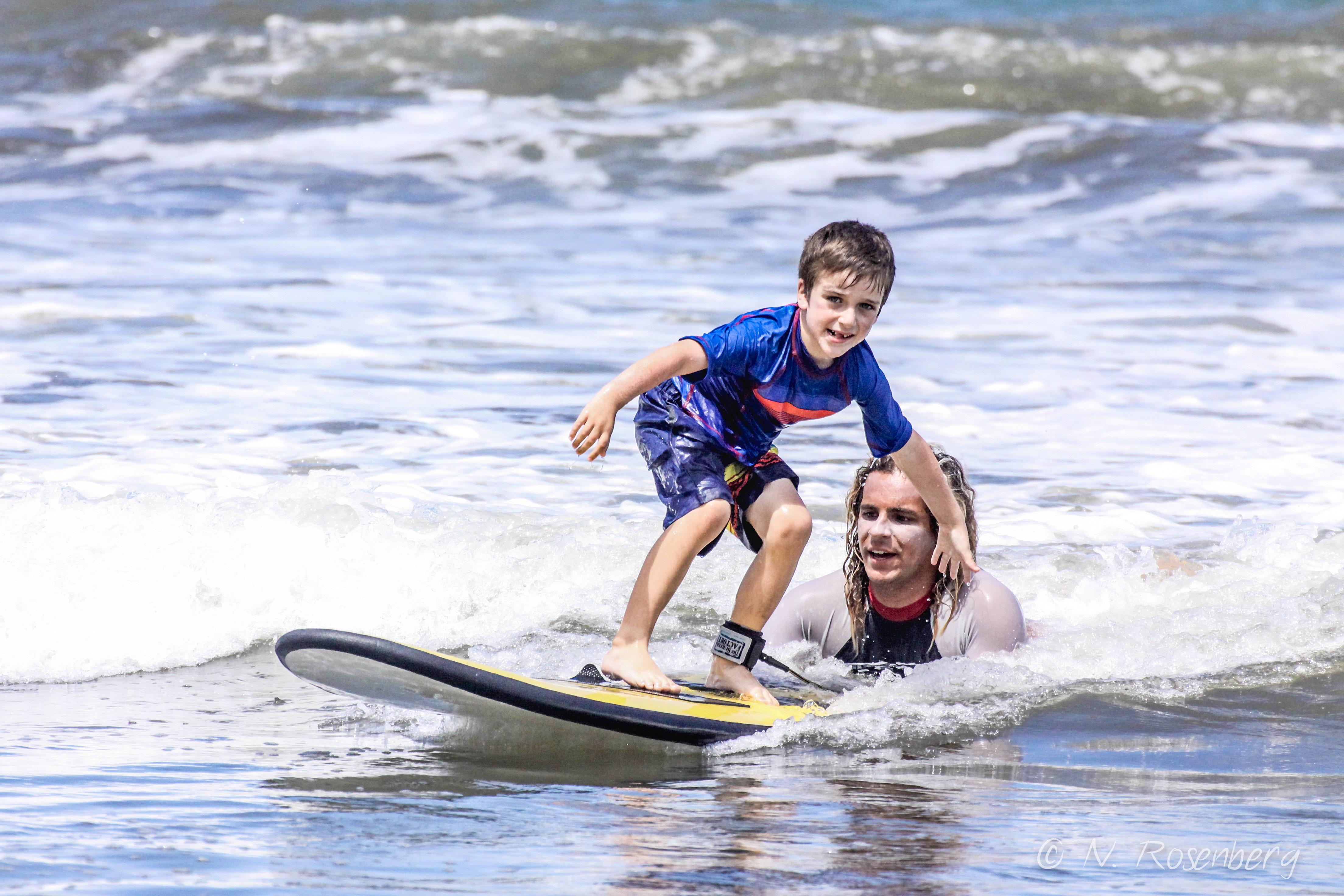 Surfschool Playa Jaco, Costa Rica