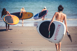 SUP in Playa Mantas