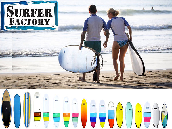 Surfer Factory Catalog Surfboard Surfscool Surflesson Jaco
