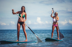 SUP with The Surfer Factory