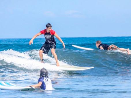 Surfing Pavones Costa Rica