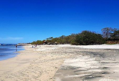 Surfing in Playa Avellanes / Playa Negra