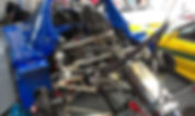 Race Car Services In England