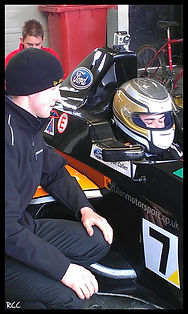Expert Race Car Driving Tuition in England