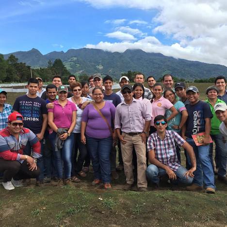 Curso Facultad de Ciencias Agropecuarias de la Universidad de Panamá, Chiriquí.