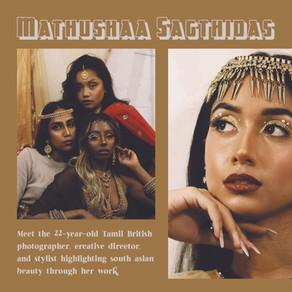 Meet Mathushaa Sagthidas
