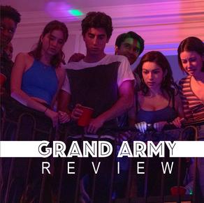 Grand Army: The Goldilocks of High School Dramas