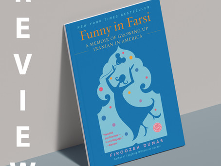 """Funny In Farsi"" Book Review"