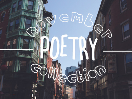November Poetry Collection